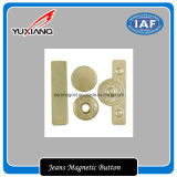 Tecla magnética das calças de brim da alta qualidade (YXMBJ-591806)