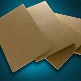 Tarjeta plástica de la espuma del PVC del material de construcción