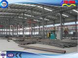 Nuevo edificio prefabricado de la estructura de acero de la luz del diseño 2016 (FLM-015)