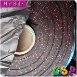 中国の製造者の反スリップの適性の体操のゴム製フロアーリング、Crossfitの体操のゴム製床のマット