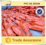 20 Mtrs Long Easy Connect Boom Seção Solid Float PVC Oil Boom