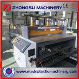 Machine d'expulsion de panneau de mousse de croûte de PVC
