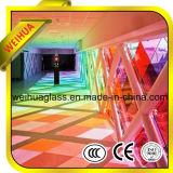 세륨/ISO9001/CCC를 가진 Shandong Weihua 공장 색깔 PVB 필름에 의하여 박판으로 만들어지는 스테인드 글라스