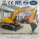 China Baoding Excavadoras sobre orugas 0.5m3 Bucket for Digger
