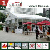 Neues Partei-Zelt verwendet für im Freien Hochzeit und Ereignisse