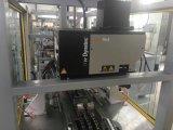 caja de cartón plegado semiautomática de embalaje sellado selladora Máquina de embalaje