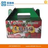 avec le cadre de papier d'emballage de fruit de cerise de traitement