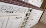 Mobília da cozinha do PVC do abanador com muitas cores (zc-050)