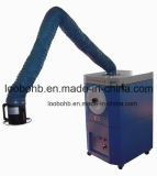 Extractor portable del gas de soldadura/colector de polvo móvil de la soldadura