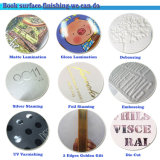 Популярная тетрадь крышки PVC тетради/блокнота