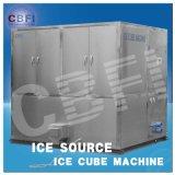 Machine van het Ijsblokje van Cbfi de Eetbare voor Resturant, Hotel, Staven