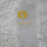 Etiqueta del oscilación del PVC del sello del oro para la ropa