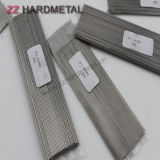 Yl10.2 material virgen barras de tungsteno de carburo cementado