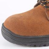Fabricante de Gaomi de los zapatos de seguridad de la industria de la libertad de China