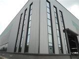 Chambre préfabriquée de structure métallique pour l'entrepôt/villa d'atelier
