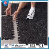 Blockierengymnastik-Fußboden-/Ineinander greifen-Gymnastik-Mattenstoff/Gymnastik-Bodenbelag-Matte