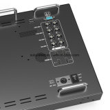"""Nieuwe 15.6 """" Duim dragen-op 4K de Uitzending van 12g-SDI Directeur Monitor"""