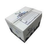 Contenitore ondulato di scatola di stampa del cartone duro su ordinazione