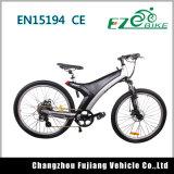 Bici eléctrica del neumático controlado fácil de 29 pulgadas para los hombres altos