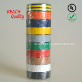 Het Amerikaanse Natuurlijke Super Rubber van de Markt een Band van de Isolatie van pvc van de Kleur van de Rang Elektrische