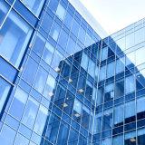 Excelente calidad expuesto muro cortina de vidrio