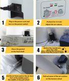 2017 beschermt het Nieuwste Ontwerp de Machine van de Verpakking van het Kussen van de Lucht van Goederen