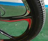 Hidden batería pedal asistente bicicleta de montaña con rueda de aleación de magnesio