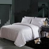 Camas de Hotel White 3cm ou 1 cm de algodão faixa de cetim Consolador define
