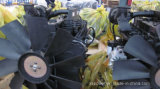 Dcec motor Cummins Diesel 6CTA8.3-C260 de 194kw/2200rpm para maquinaria de construcción,Rodillo carretera pavimentadora,nieve escoba,pala cargadora retroexcavadora ,perforación direccional horizontal