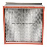Filtre à air des avoirs HEPA de la poussière de four de la chaleur grand