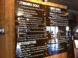 EU-Standardküche Memu verschalt Begriffs-Glas Whiteboards