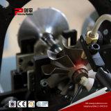 Máquina de equilibrio dinámico del rotor de turbo