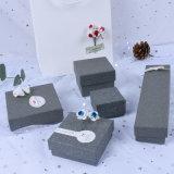 色紙の宝石類包装ボックス/Cardboardの表示宝石箱