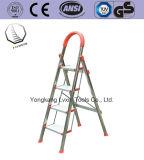 4 de Ladder van het Huishouden van het Aluminium van stappen