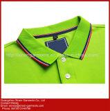 Bon marché de gros de plaine de l'impression de l'écran personnalisé de coton T-Shirt (P242)