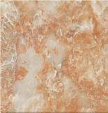 60X60 het gele Marmer kijkt de Verglaasde Oppervlakte Opgepoetste Tegel van de Vloer van het Porselein met Goedkope Prijs
