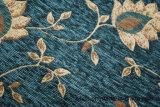 Tessuto di Chenille del jacquard per il tessuto da arredamento del sofà