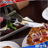 처분할 수 있는 칼붙이 플라스틱 포크 플라스틱 칼 Plastid 숟가락