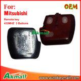 3 boutons touche à distance de 433 MHz Carte à circuit imprimé pour Mitsubishi Lancer Ex