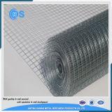 Rete metallica saldata ricoperta zinco pesante galvanizzata della maglia