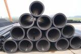 Tubo negro de PEAD DN400