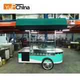 Camion mobile popolare del gelato per il servizio 2018