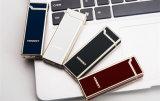 Elegante cigarrillo Metal Arc USB de mechero encendedor recargable Windproof