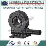 Mecanismo impulsor solar de la ciénaga del sistema del módulo de ISO9001/Ce/SGS picovoltio con el motor del engranaje
