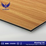 Texture naturelles panneau composite aluminium