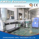 Linha da extrusão da tubulação da drenagem da água da venda da fábrica, extrusora da tubulação de PE/PPR