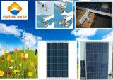 Высокая эффективность полимерная панелей солнечных батарей (KSP245W)