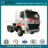 Camion del trattore di Sinotruk HOWO-A7 371HP 10-Wheel 6X4