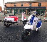 Bici di sguardo classica compiacente del motore dell'euro 4 di Lambretta 125cc con affidabilità moderna ed il rullo del motorino della benzina di Quality/EEC Scooter/ECE/ciclomotore Scooter/49cc di Coc