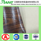 Flammhemmendes Holz Belüftung-Baumwollstoff-Braunes Packpapier